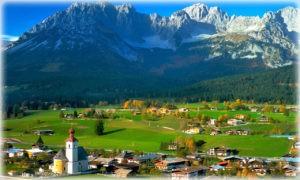 Австрия - краткое описание