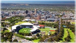 Город Аделаида (Adelaide)