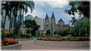 Брисбен – столица штата Квинсленд