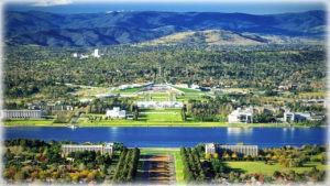 Канберра (Canberra) - столица Австралии