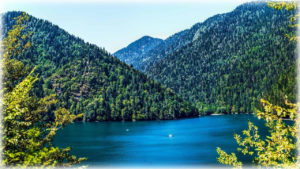 ТОП-5 самых популярных достопримечательностей Абхазии