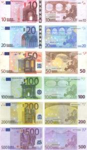 Евро - Австрия