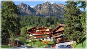 Сказочная деревня Альпбах