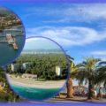 Крупнейшие города Абхазии