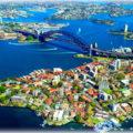 10 Крупнейших городов Австралии
