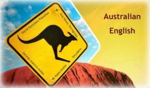 язык в Австралии