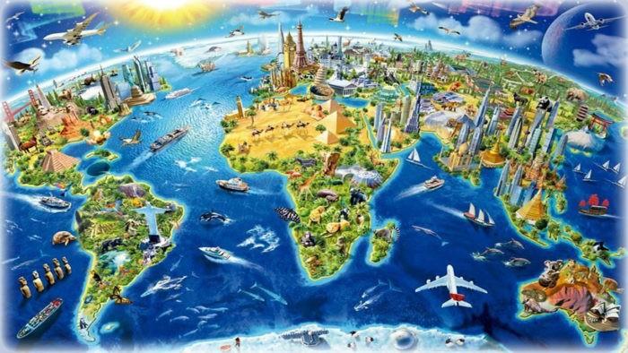 Все страны мира
