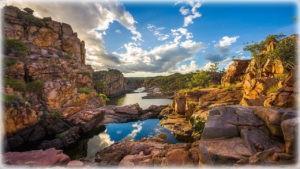 Австралийский Национальный парк Какаду