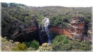 водопад Вентворт (Wentworth Falls)