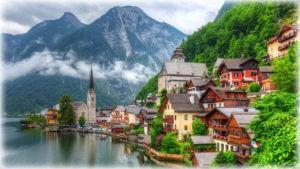 город Вельс (Wels) - Австрия