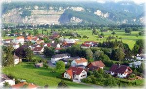 город Дорнбирн (Dornbirn) - Австрия