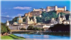 Зальцбург (Salzburg) - Австрия