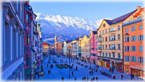 Инсбрук (Innsbruck) - Австрия