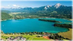 город Филлах (Villach) - Австрия