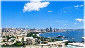 География и климат Баку