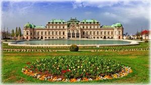 Дворец Бельведер - Австрия