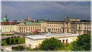 Дворец Хофбург – Австрия