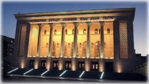 Культурные мероприятия в Баку