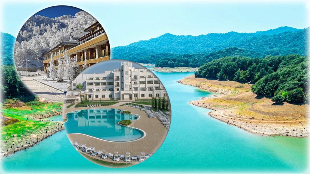 Курорты в Азербайджане