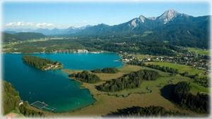 Озеро Факер-Зе - Австрия