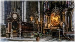 Собор Святого Стефана - Австрия (Вена)