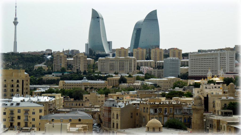 Столица Республики Азербайджан