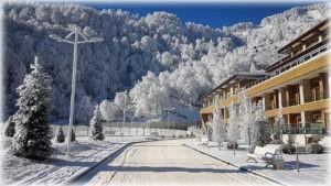Туфандаг - современный горнолыжный курорт