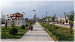 город Евлах (Yevlakh)
