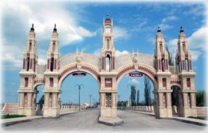 город Хачмаз (Khachmaz)