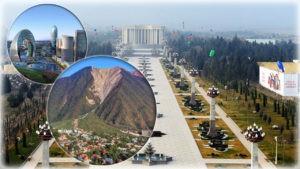10 крупнейших город Азербайджана