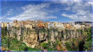 город Константин - Алжир