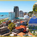 Крупнейшие города Албании
