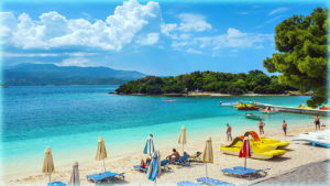 Курорт Ксамиль - Албания