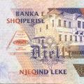 валюта Албании
