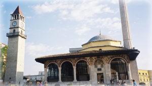 мечеть Etehem Bey - Албания