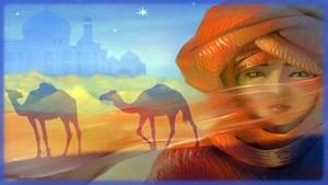 Алжирская сказка