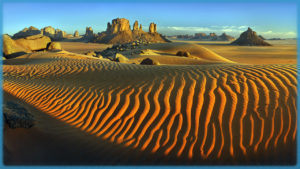Большой Восточный Эрг - Алжир