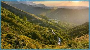 Горы Джурджура - Алжир