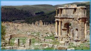 Джемиля – покинутый город в Алжире