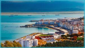Древнейший город Алжир