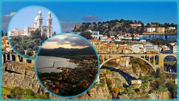 Курорты Алжира