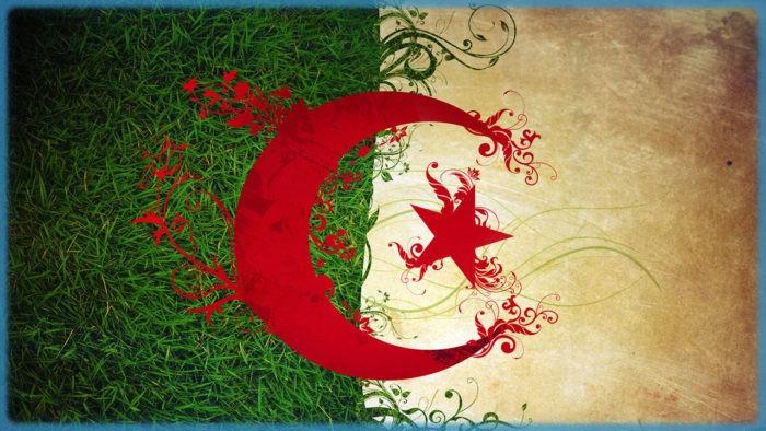 Государственные символы Алжирской Народной Демократической Республики
