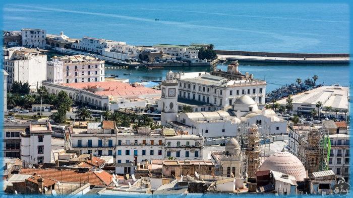 Столица Алжирской Народной Демократической Республики