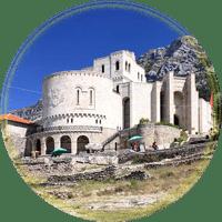 Достопримечательности в Албании