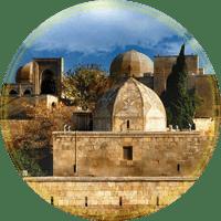 достопримечательности в Азербайджане