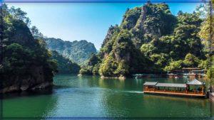 Активные виды отдыха в Китае