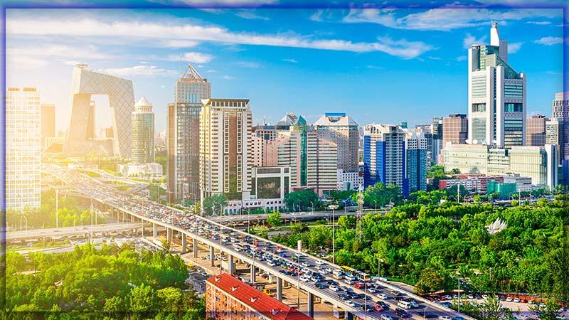 колоритный Пекин