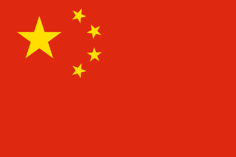 флаг Китайской Народной Республики