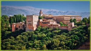 Альгамбра - Испания