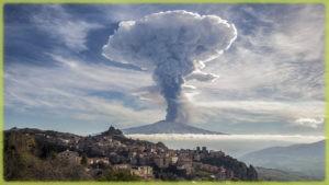 Вулкан Этна - Италия